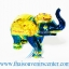ของพรีเมี่ยม ของที่ระลึกไทย ช้าง แบบ 16 Size S สีน้ำเงิน thumbnail 3