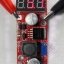 LM2596 DC-DC Adjustable Step-Down Power Supply Module buck converter Red LED display Voltmeter/ Button Switch thumbnail 9