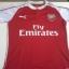 เสื้อบอลผู้หญิงทีมเหย้า Arsenal 2015 - 2016 thumbnail 2
