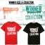 เสื้อยืด WINNER EXIT COLLECTION -ระบุสี/ไซต์- thumbnail 1