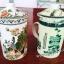 ถ้วยแก้วเซรามิค กรองชา+ชงชา แบบคลาสสิค พร้อมที่กรองชา thumbnail 4