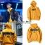 Hoodie Purpose Tour Merch SEGURITY -ระบุไซต์- thumbnail 1