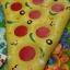 ห่วงยางพิซซ่าว่ายน้ำ ห่วงยางพิซซ่า แพยางพิซซ่า แพPizza แฟนซี พิซซ่า Pizza Pool Float thumbnail 7