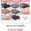 ชุดผ้านวม+ผ้าปูที่นอน เกรด A พิมพ์ลาย 6ฟุต 6ชิ้น เริ่มต้น 295 บาท thumbnail 59