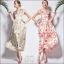 M580489 / S M L XL / 2015 Fashion dress พรีออเดอร์เดรสแฟชั่นงานเกรดยุโรป สวยดูดีมีสไตล์ นางแบบใส่ชุดจริง เป๊ะเว่อร์! thumbnail 1