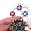 NeoPixel Ring 1 Lilypad WS2812 RGB LED thumbnail 4