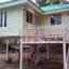 บ้านน๊อคดาวน์ ขนาด 6*7 เมตร ระเบียง 3*3 เมตร ยกสูง 2 เมตร (2ห้องนอน 2ห้องน้ำ 1ห้องรับเเขก) thumbnail 4