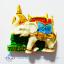 ของที่ระลึกไทย ที่ติดตู้เย็น ช้างไทย แบบ 77 thumbnail 2