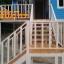บ้านโมบาย ขนาด 6*7 เมตร ระเบียง 3*3 เมตร ยกสุง 2 เมตร (2ห้องนอน 2ห้องน้ำ 1ห้องรับเเขก) thumbnail 6