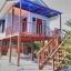 บ้านน็อคดาวน์ ขนาด 4*7.5 เมตร ยกสูง 2.5 เมตร (1 ห้องนอน 1 ห้องน้ำ 1 ห้องนั่งเล่น) thumbnail 3