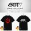 T-shirte GOT7 Girls Girls Girls-A- -ระบุไซต์ /สี- thumbnail 1