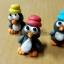 ตุ๊กตาไอซิ่งรูปนกเพนกวิน ( 20 ชิ้น ) thumbnail 1