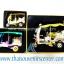 รถตุ๊กตุ๊กจำลอง Big Size ของพรีเมี่ยม Size XL แบบ 11 สีทอง มีธงชาติไทย thumbnail 9