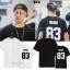 เสื้อยืด GOT7 Black Jackson WANG83 -ระบุไซต์/สี- thumbnail 1