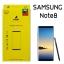 Samsung Note8 (เต็มจอ/Nano) - GORILLA ฟิลม์ นาโน NANO TECH FILM แท้ thumbnail 1