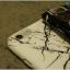 iPhone 7 - เคสแข็งปิดขอบ ลายหินอ่อน (สีขาว,สีดำ) thumbnail 14