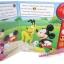 หนังสือนิทาน บอร์ดบุ๊ค กดมีเสียงเพลง ของดิสนีย์ เรื่อง Mickey Mouse Ding Dong Delivery thumbnail 3
