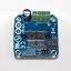 บอร์ดขับมอเตอร์กระแสสูง ขับได้ถึง 43A Module IBT-2 smart car motor drive module BTS7960 43A H-Bridge PWM BaS7960 Motor Drive 43 A module thumbnail 2