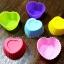 พิมพ์ซิลิโคนรูปหัวใจแบบเดี่ยว 3 cm. ( ราคา 12 ชิ้น ) thumbnail 1