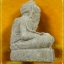 พระฤาษีวาสุเทพ ไจยะเบงชร เนื้อผง ครูบาอิน อินโท วัดคันธาวาส(ทุ่งปุย) จ.เชียงใหม่ หายาก thumbnail 5