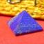 ปิรามิด ( Pyramis ) หิน Lapis Lazuli thumbnail 2