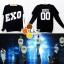 Hood N.2014 EXO SBS [ระบุสมาชิก/ไซต์] -BLACK- thumbnail 1