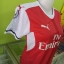 เสื้อบอลผู้หญิงทีมเหย้า Arsenal 2016 - 2017 thumbnail 2