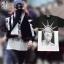 เสื้อยืด Grahpic Sty.G-Dragon -ระบุไซต์- thumbnail 1