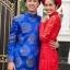 ชุดเวียดนามชาย - สีน้ำเงิน thumbnail 3
