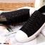 รองเท้าผ้าใบแฟชั่นแบบน่ารัก ขนาด 35-39 (พรีออเดอร์) thumbnail 3