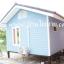 บ้านน็อคดาวน์ดาวน์ บ้าน ขนาด 4*6 เมตร (1 ห้องนอน 1 ห้องนั่งเล่น 1 ห้องน้ำ) thumbnail 6
