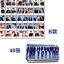 LOMO BOX SET Wanna One To Be One (40pc) thumbnail 3
