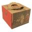 กล่องใส่เค้กกระดาษคราฟท์ ลายเด็ก ( 3 ปอนด์ ) thumbnail 3