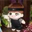 ตุ๊กตา BTS - แทแท เบบี้ดอลว์ + ชุด (20cm) thumbnail 1