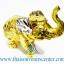 ของพรีเมี่ยม ของที่ระลึกไทย ช้าง แบบ 19 Size M สีทอง thumbnail 3