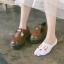 Cute socks ถุงเท้าแฟชั่นลายน่ารัก (3 คู่ 100 บาท) thumbnail 5