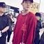 เสื้อแขนยาว I Feel Like A Pablo KANYE WEST RED Sty.KRIS EXO -ระบุไซต์- thumbnail 2