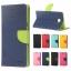 Samsung J7 Pro - เคสฝาพับ Mercury Goospery Fancy Leather Case cover แท้ thumbnail 10
