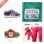 รองเท้าเด็กขวบ US10-11 / 16CM / ADIDAS FOR BABY thumbnail 9
