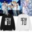 เสื้อแขนยาว GOT7 FLY IN SEOUL 2016 -ระบุสี/ไซต์- thumbnail 1