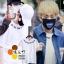 เสื้อยืด DO YOU THINK OF RACISM Sty.Baekhyun -ระบุสี/ไซต์- thumbnail 1