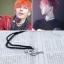 สร้อยคอเชือกหนังแบบ G-Dragon thumbnail 1