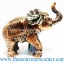ของพรีเมี่ยม ของที่ระลึกไทย ช้าง แบบ 18 Size M สีทองแดง thumbnail 4