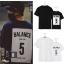 เสื้อยืด BALANCE 5 Sty.Chanyeol -ระบุสี/ไซต์- thumbnail 1