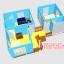 บ้านน็อคดาวน์ ทรงปั้นหยา บ้านแฝด 4*6 + 3*4 thumbnail 3