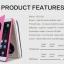 Lenovo K5 Note - เคสฝาพับ Nillkin Sparkle leather case แท้ thumbnail 5