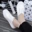 รองเท้าผ้าใบเปิดส้น (พรีออเดอร์) thumbnail 1