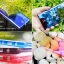 Samsung Note8 - เคสแข็งปิดขอบ Colorful Glaze Case Baseus แท้ thumbnail 22