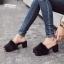 รองเท้าแฟชั่นเกาหลี สูง 5 ซม. [พร้อมส่ง] thumbnail 8