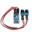 เซนเซอร์ infrared reflectance sensor Obstacle avoidance module track sensor ตรวจจับ 2 จุด สำหรับ smart car พร้อมสายไฟ thumbnail 1